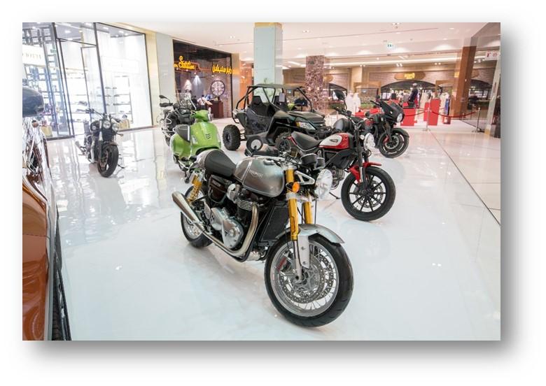 Big Boys Toys Event - Mall of Qatar 2017