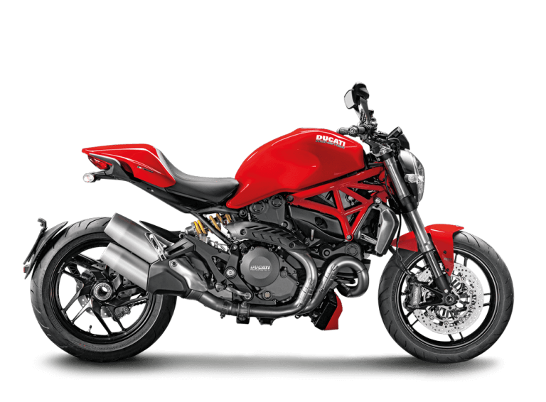 Monster-1200-RED