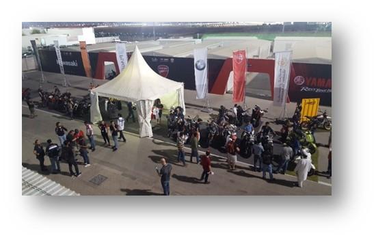 World SBK Event - Losail International Circuit 2017