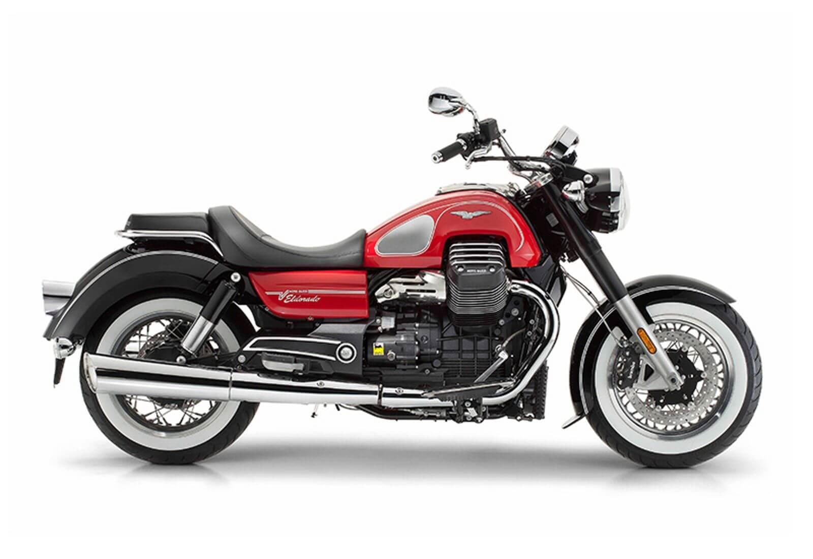 Moto Guzzi Eldorado red
